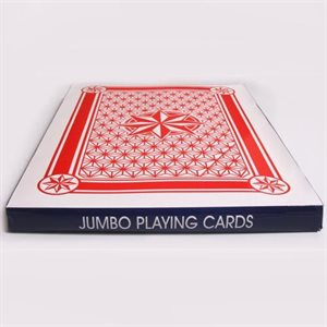 Super Jumbo Playing Card