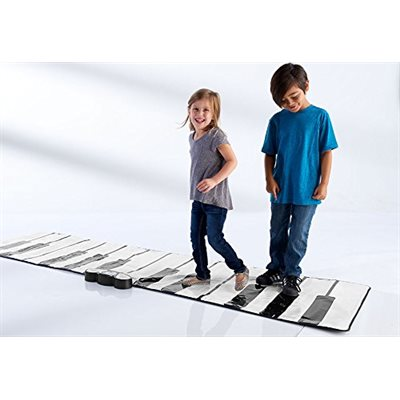 Giant Electronic Floor Keyboard