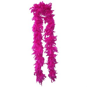 Hot Pink Feather Boa (6', 35 grams)