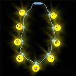 Light-up Emoticon Necklace