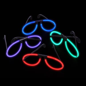 Assorted Color Glow Glasses