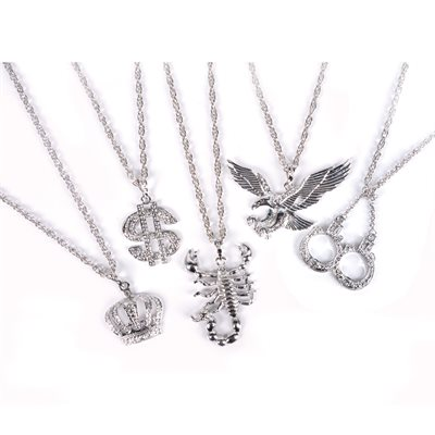 "16"" Bling Necklace Assortment"