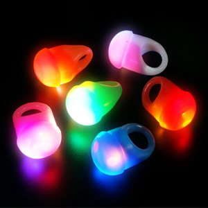 Jelly Light Up Rings
