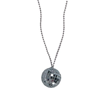 Bling Disco Ball Necklace