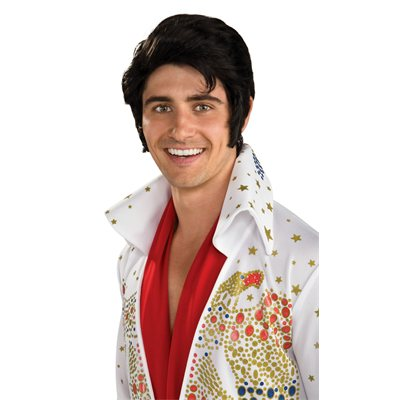 Peruque d'Elvis