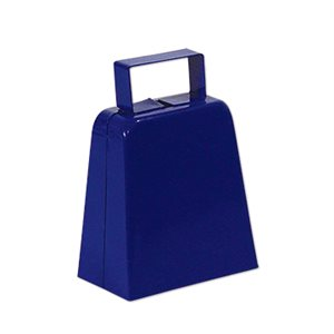 "4"" Blue Cowbell"
