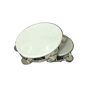 Silver Tambourines