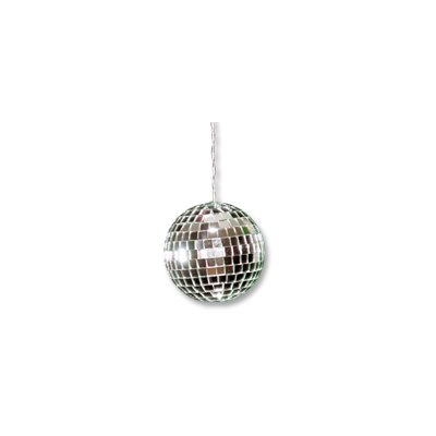 "4"" Mirror Ball W / String"
