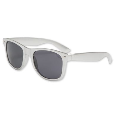 Silver Blues Brothers Sunglasses