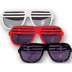 Slotted Super Star Sunglasses