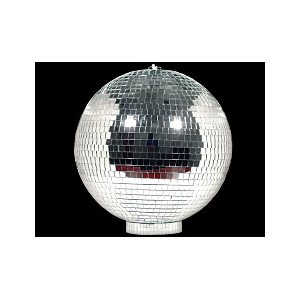 "12"" Disco Ball W / Base"