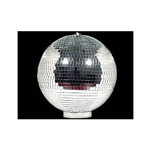 "20"" Mirror Ball w / Base"